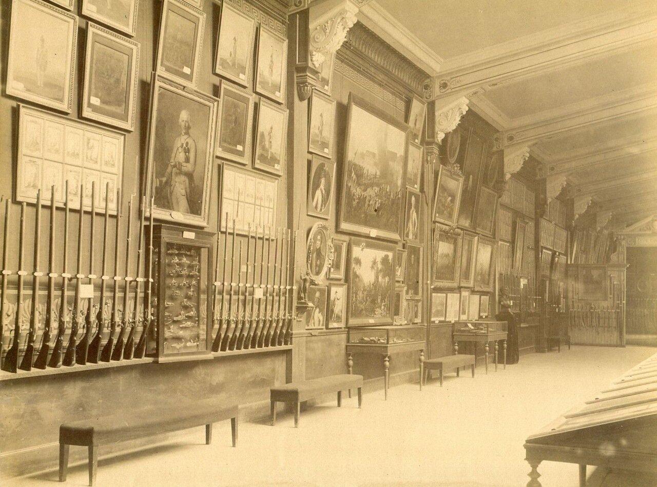 Дворец Военного министерства. Военно-историческая выставка
