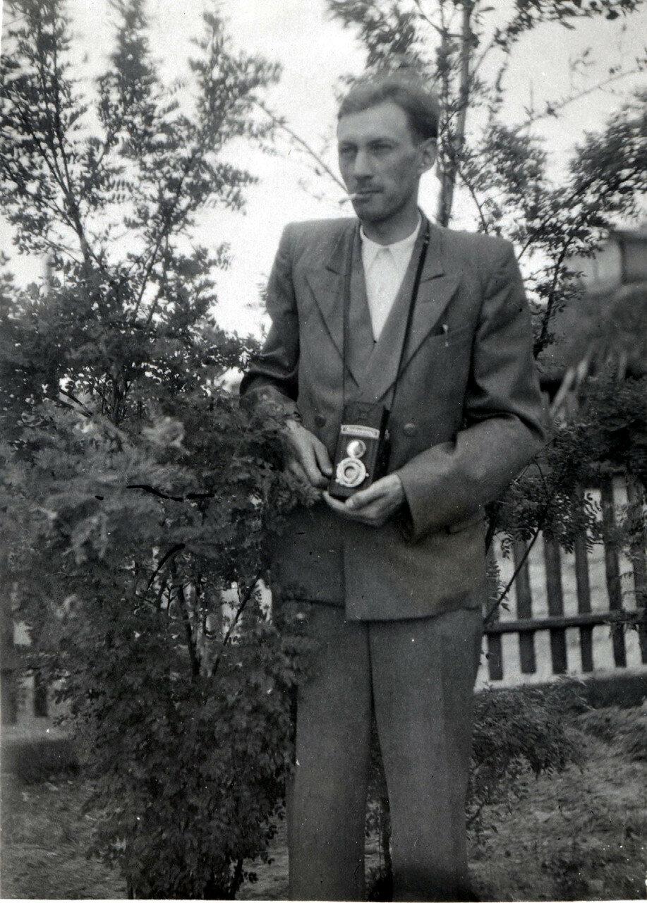Старый фотограф