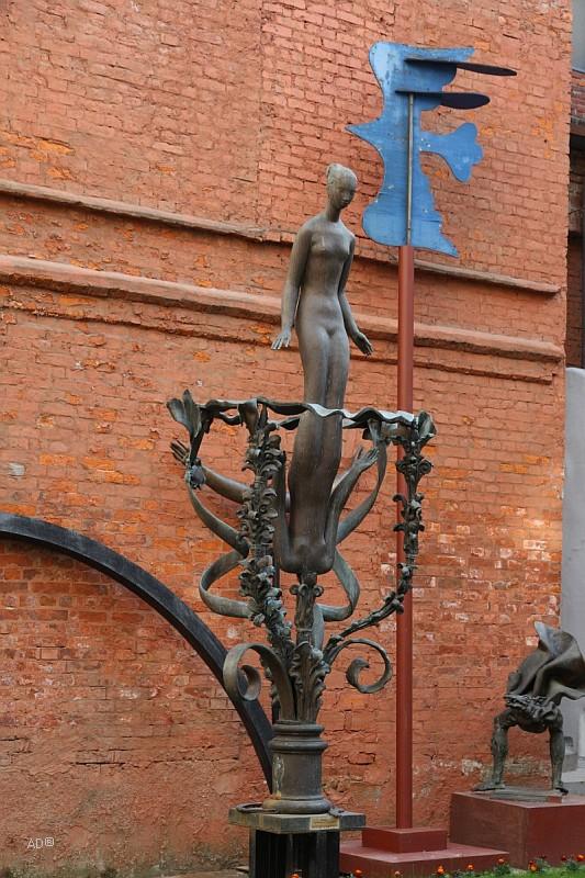 Московский государственный музей «Дом Бурганова» в Большом Афанасьевском пер.