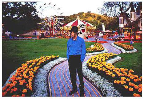 Майкл в Неверленде