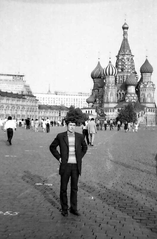 Собор Василия Блаженного, 1973 г.