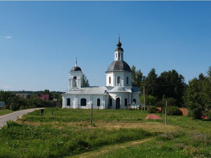 Федоровское, Ступинский