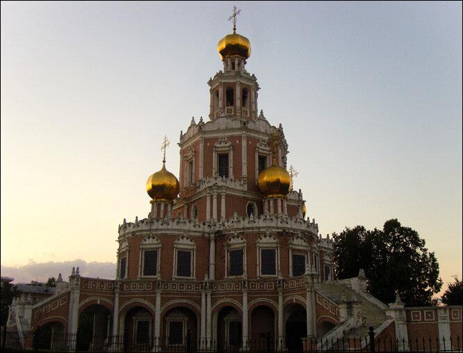 Церковь в Филях