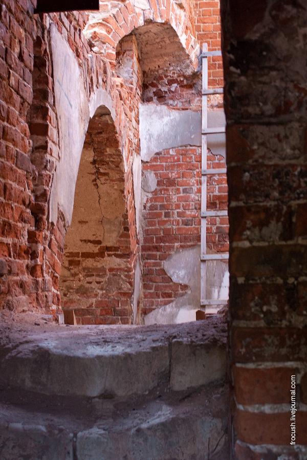 Калязинская колокольня 3 июля 2010 года
