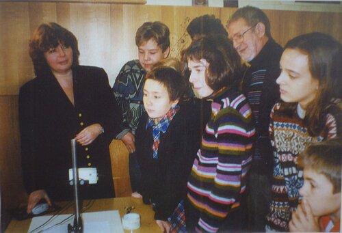 Школа анимационного искусства 1997