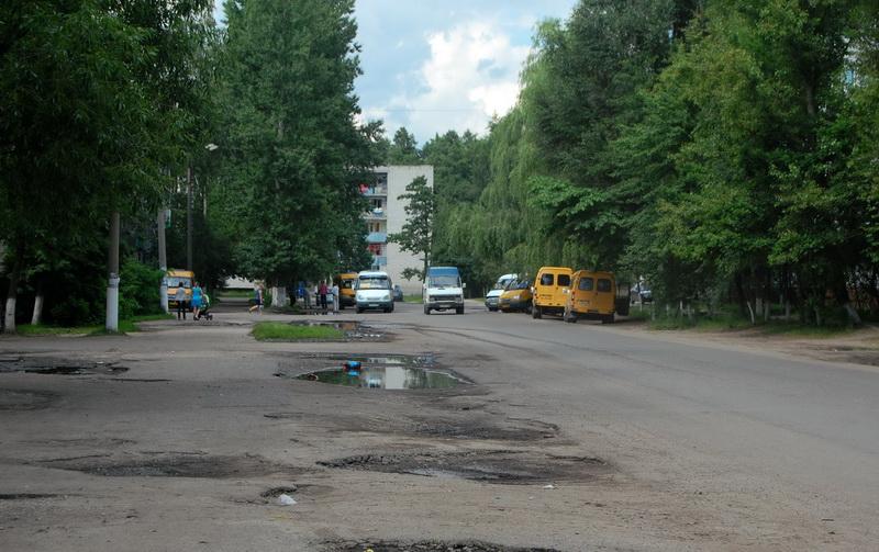 г.Брянск=Бежицкий район=Новый городок).  Мои записи.