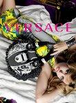 Джорджия Мэй Джаггер / Georgia May Jagger by Mario Testino in Versace ss 2010