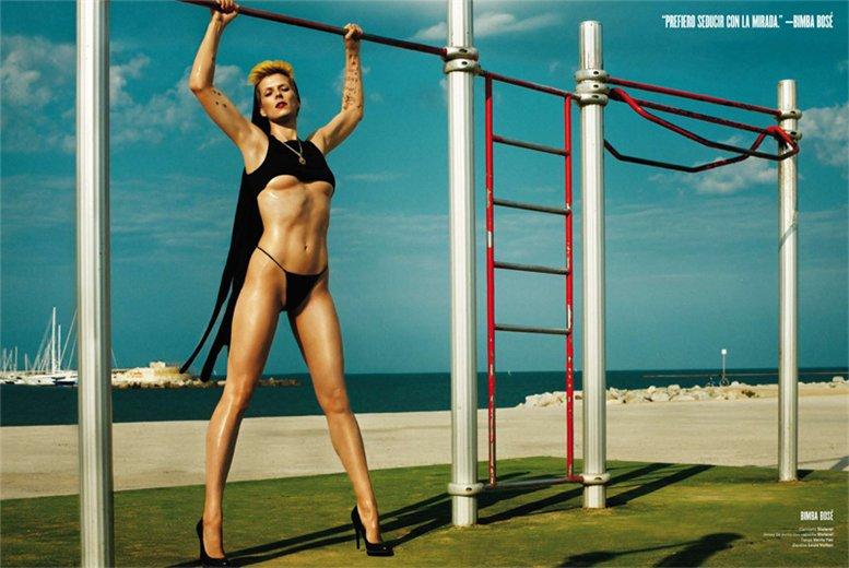 Spanish Models by Txema Yeste - Bimba Bose