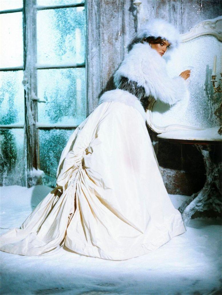 Наталья Водянова / Natalia Vodianova by Ellen von Unwerth