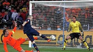 Испания — чемпион мира по футболу 2010
