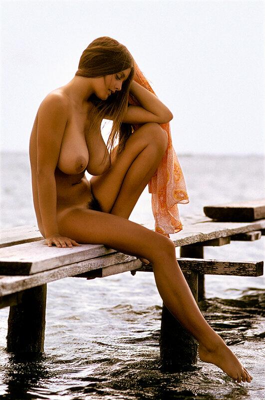 Marilyn Lang,ретро эротика