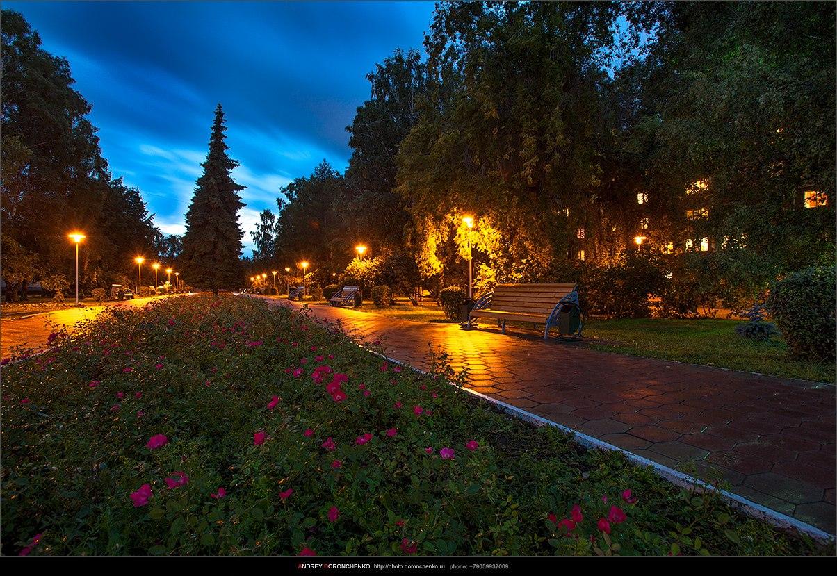 Бульвар Героев, Новокузнецк