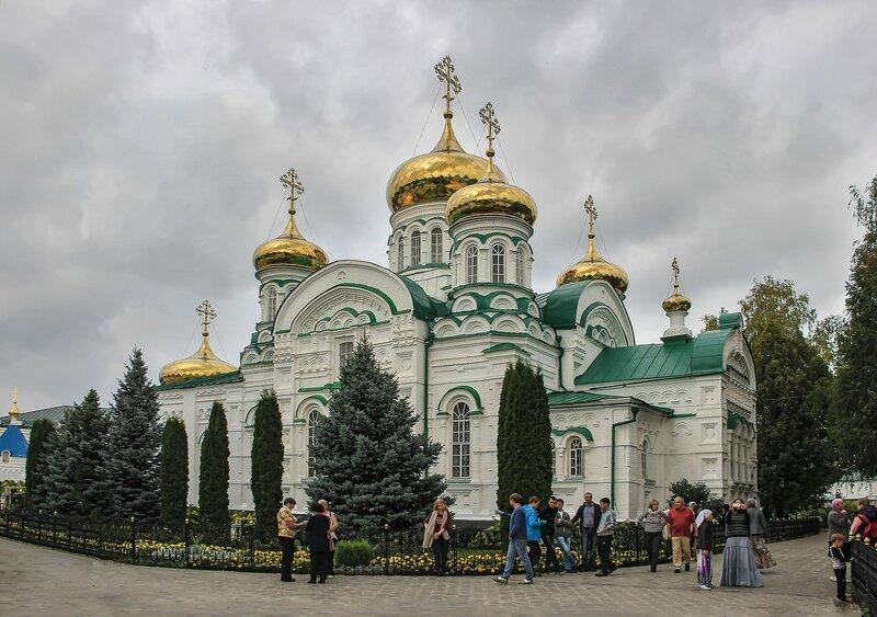 Собор Троицы Живоначальной Раифского монастыря