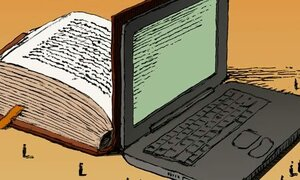 Book and internet