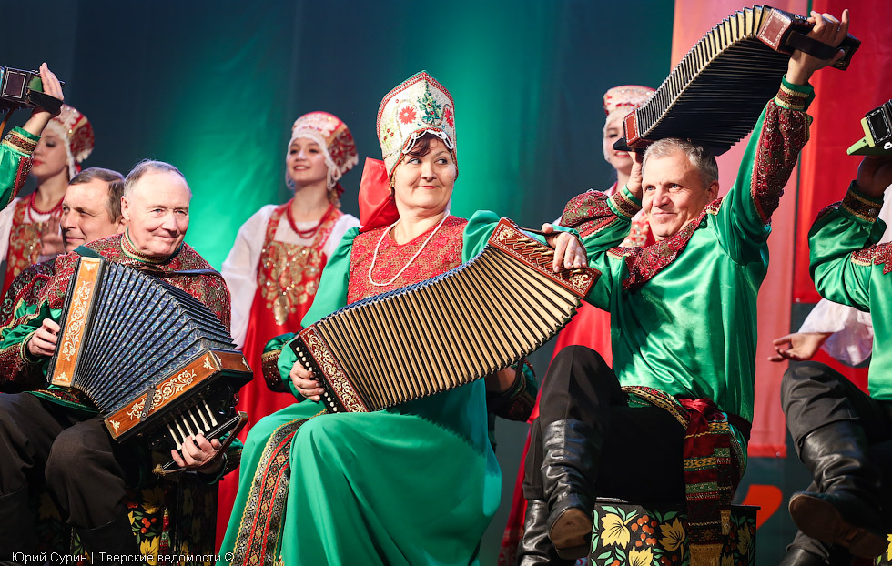 Вместе мы Россия, Всероссийский фестиваль, Тверь