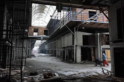 На месте Черкизовского рынка предполагается строительство спортивного городка