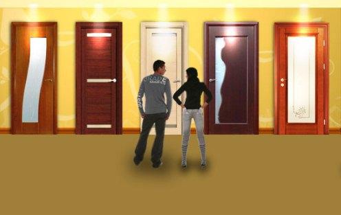 Выбор межкомнатной двери важен