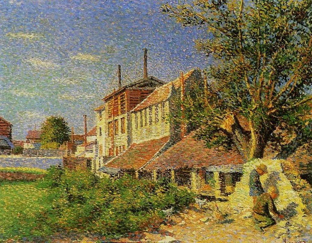 Les Tanneries de la Bievre, 1887.jpg