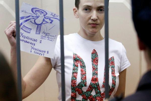 Сегодня во всем мире пройдет акция в поддержку Савченко