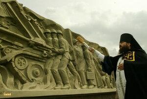 Освящение Мемориала 4.09.2003