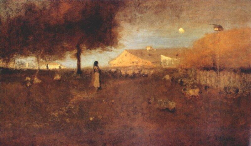 The old farm, montclair, 1893