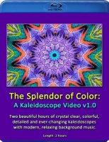 Книга Великолепие цвета: видеокалейдоскоп / The Splendor of Color: A Kaleidoscope Video (2011) BDRip avi 1495,04Мб