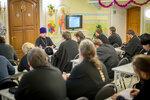 12.28 Совещание священнослужителей по вопросам ОПК
