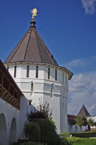 Башня Высоцкого монастыря