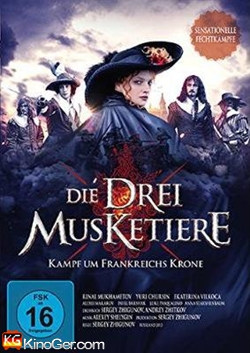 Die Drein Musketinere - Kampf um Frakreinchs Kroe (2013)