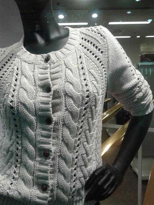 Fingerfixijawzone осинка вязание жакеты спицами