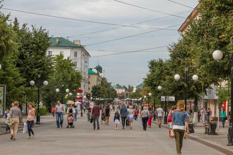 Пенза, Московская улица