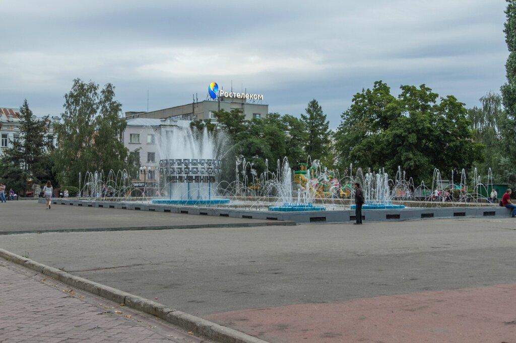 Фонтаны, Московская улица, Пенза