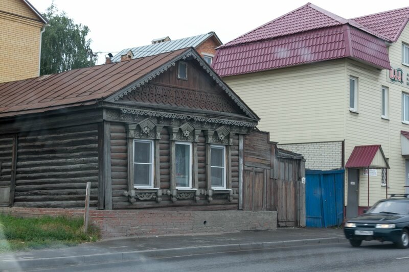 Старый дом, Пенза