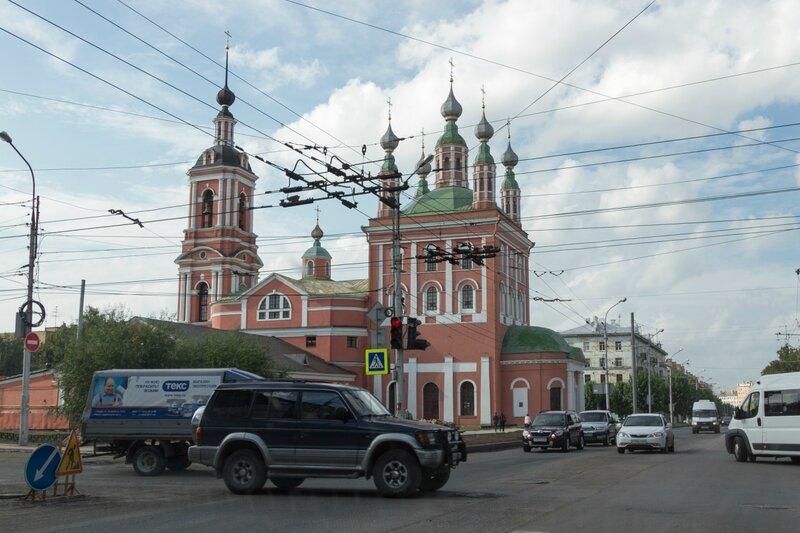 Николо-Ямская церковь, Рязань