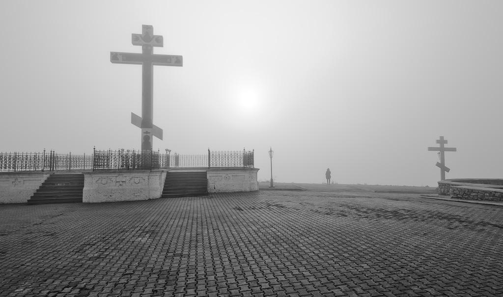 22. Наедине... Экскурсия в Белогорский монастырь. Что интересного посмотреть в Пермском крае.