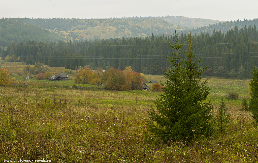 13. Запустение. Деревня Шуртан, что недалеко от Нижнеиргинского.