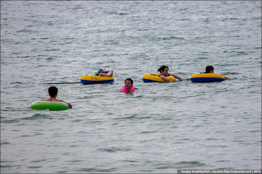 Умеют ли негры плавать