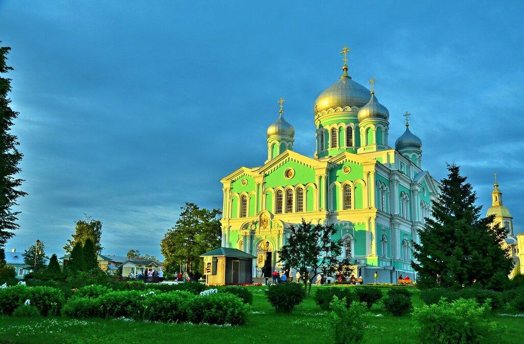 Свято Троицский собор Серафимо-Дивеевского монастыря