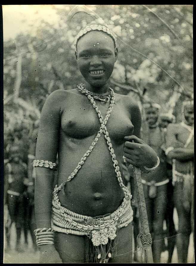 1950. Молодая женщина
