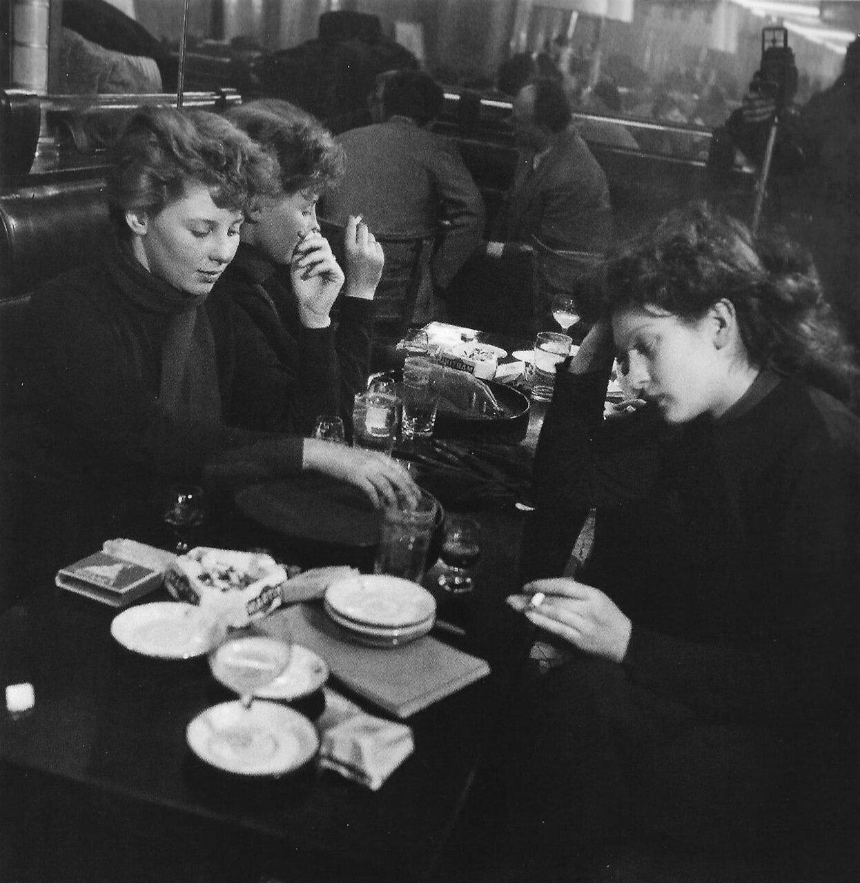1950. Сен-Жермен де Пари