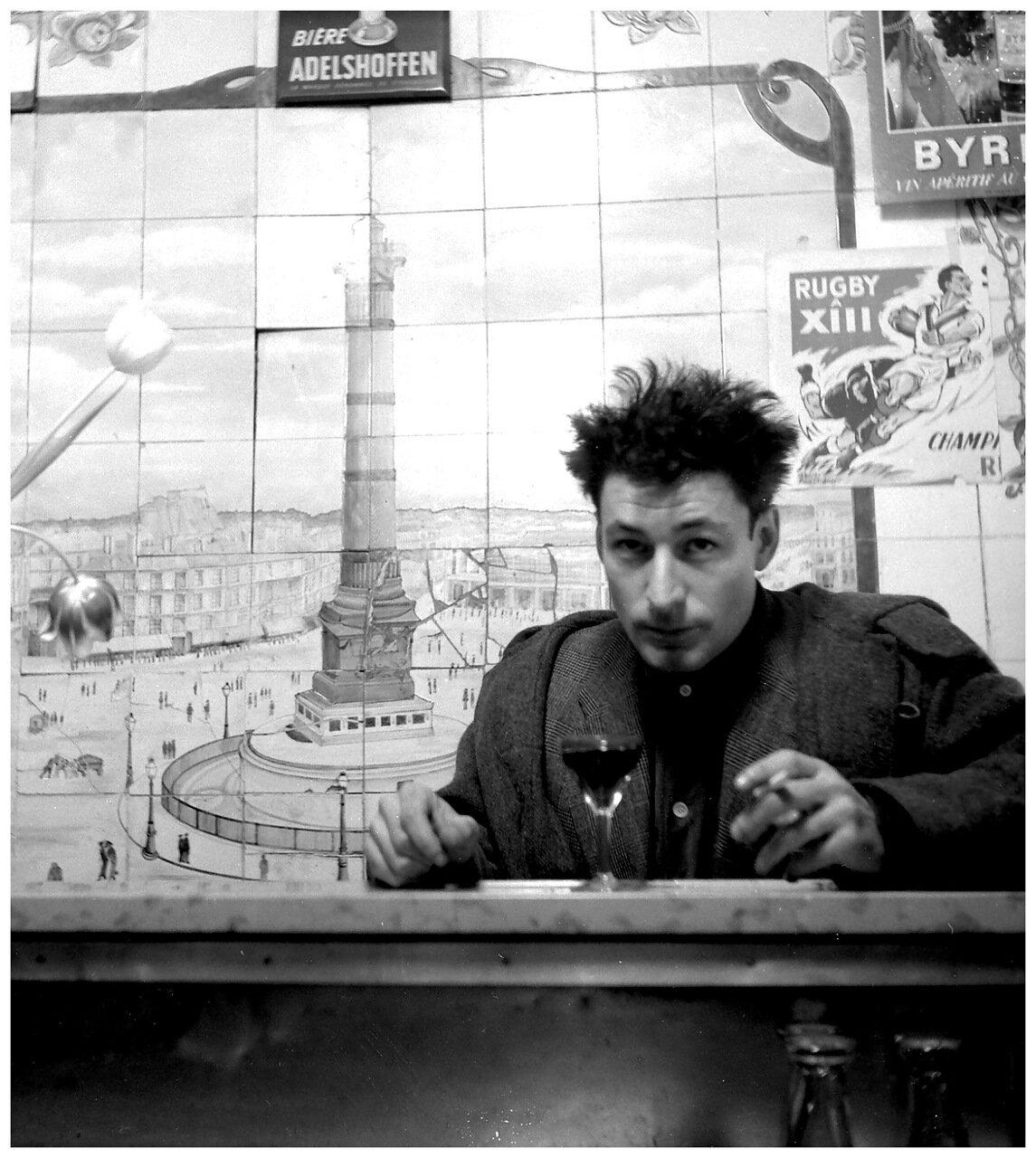 1950. Фотограф Робер Дуано