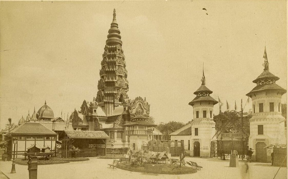 Пагода Анкора