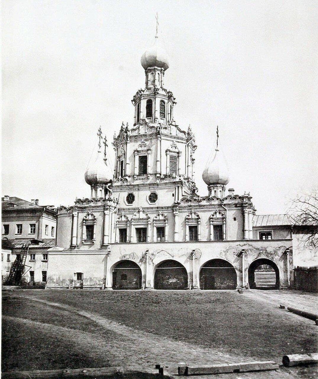 320. Церковь Знамения Пресвятой Богородицы при доме графа Шереметьева