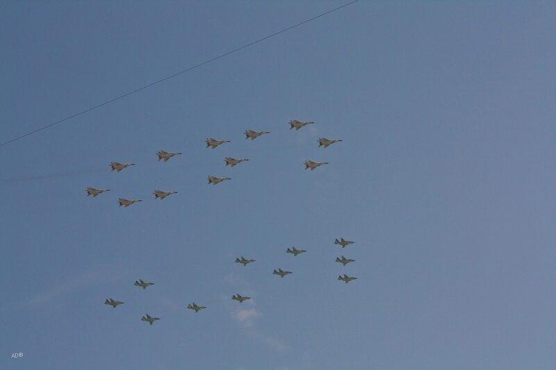 Авиапарад 2010