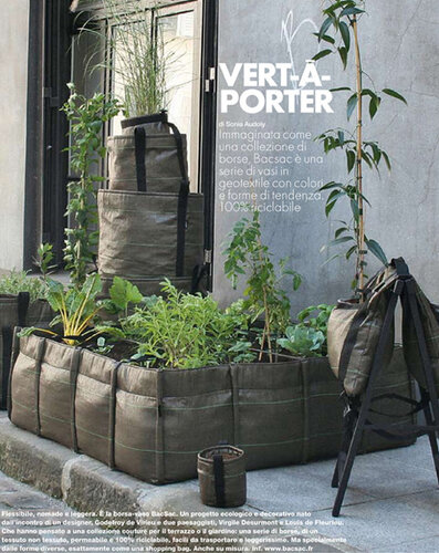 сумки для растений