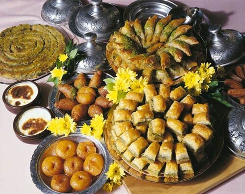 Азербайджанец без чая как ангел без