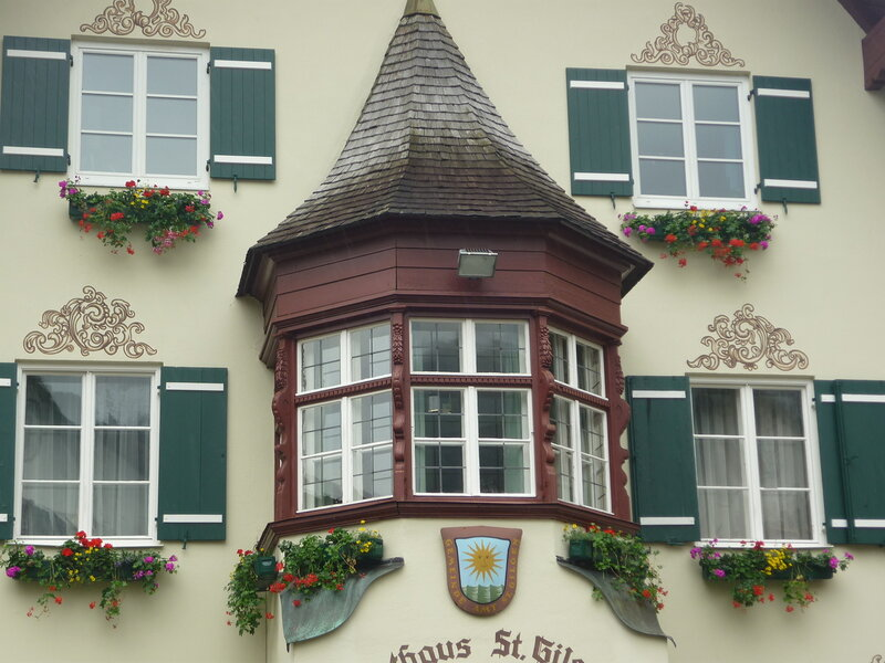 Прогулка по городку Санкт-Гильген