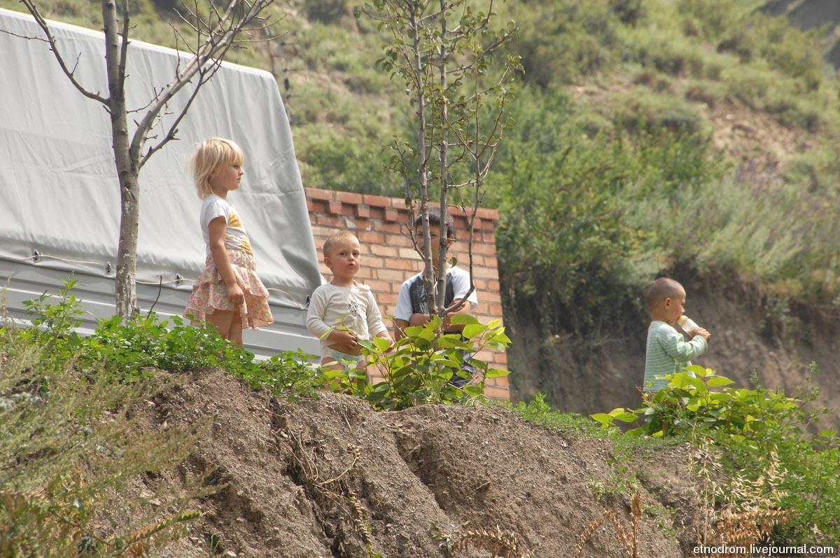 Дети в Джейрахе