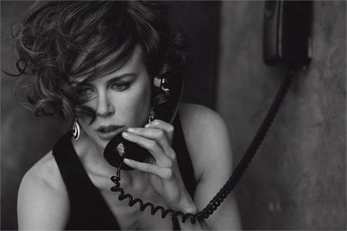 Николь Кидман / Nicole Kidman by Peter Lindbergh