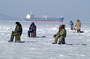 куда поехать на рыбалку приморский край